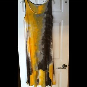 Dresses & Skirts - NWOT Darkwin High Low Dress Sz XL